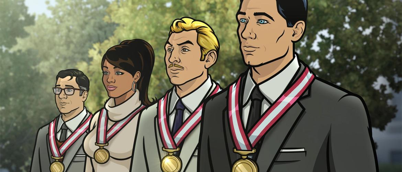 Archer : la série d'animation renouvelée pour une saison 13