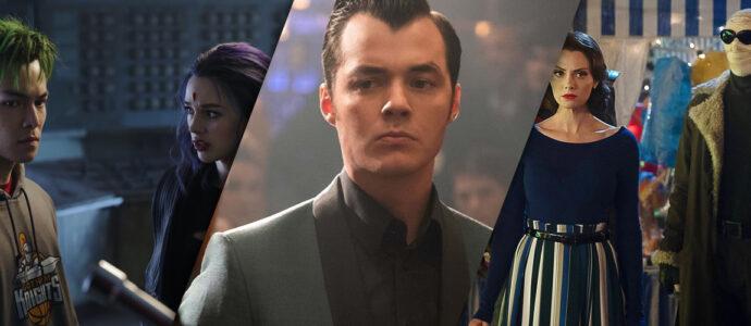 Titans, Pennyworth et Doom Patrol renouvelées pour une saison supplémentaire