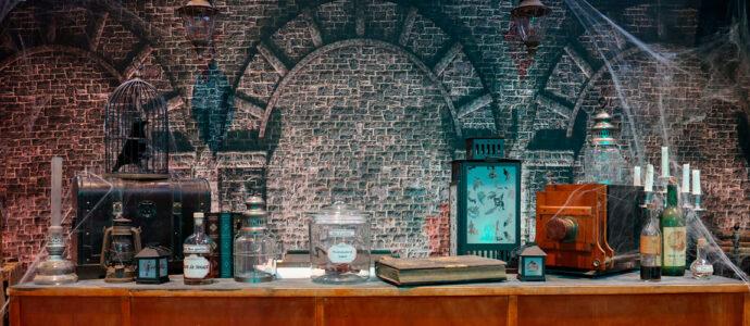 La Féerie du Verre dédiée à Harry Potter est ouverte