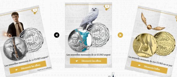 Harry Potter, nouvelle star de la Monnaie de Paris