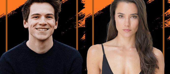 Jacob Dudman (Fate: The Winx Saga ) and Rhiannon Fish (The 100), new guests at the Dream It At Home 16 convention