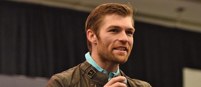 Spartacus : Liam McIntyre assistera à Paris Manga & Sci-Fi Show 30