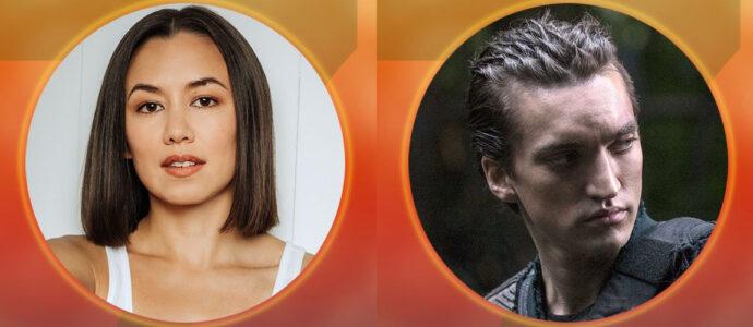 The 100 : Luisa D'Oliveira et Richard Harmon annoncés au Fandom Vibes Digital 7