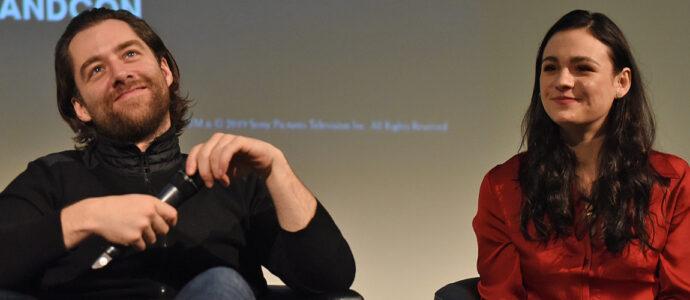 Outlander : Richard Rankin et Sophie Skelton réunis à Paris en 2022
