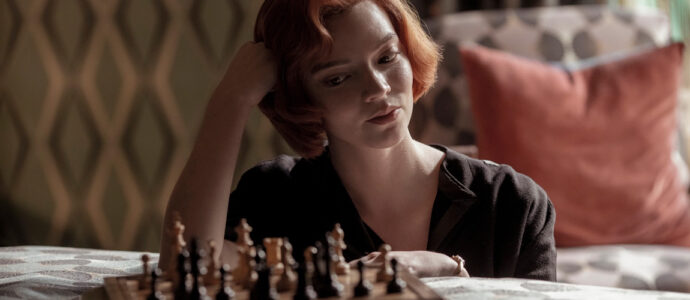 « Le jeu de la dame » : Incarnez l'héroïne Beth Harmon !